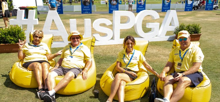Australia set to turn Yellow in #DoingItForJarrod club golf days