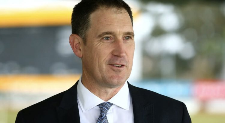 Former cricket chief James Sutherland named new CEO of Golf Australia