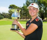 Engström wins Women's NSW Open