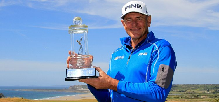 Peter Fowler wins Acorn Jersey Open