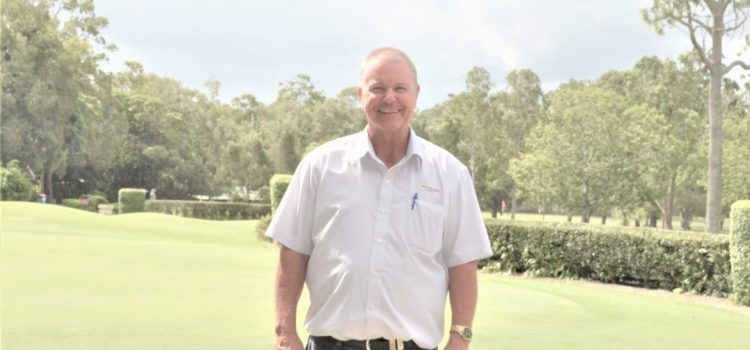 GM Allan's 'unusual' journey to Noosa GC