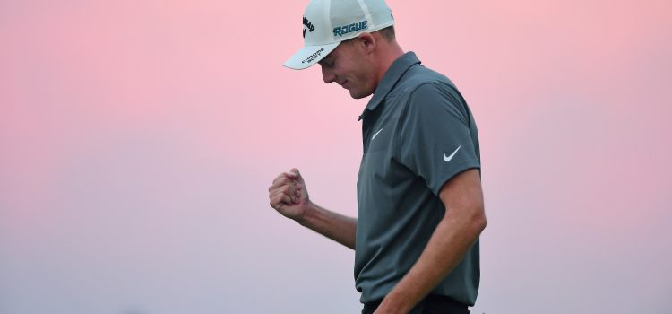 Wise beyond his years: Aaron excels in rookie season on PGA TOUR