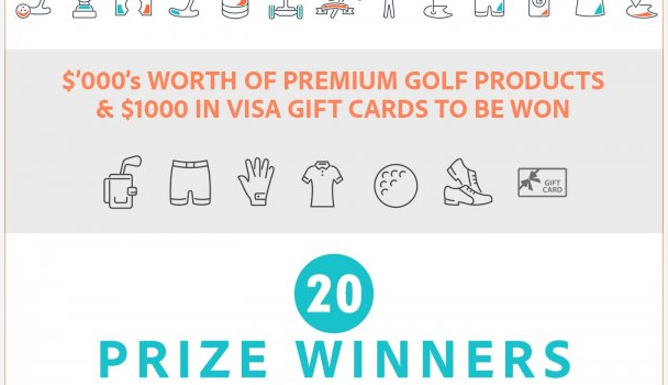 2021 Golf Survey – 20 Prizes up for Grabs