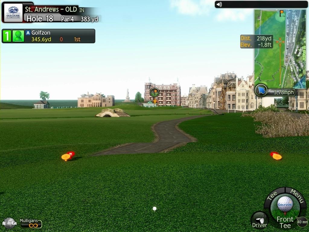GolfZonSTAndrews