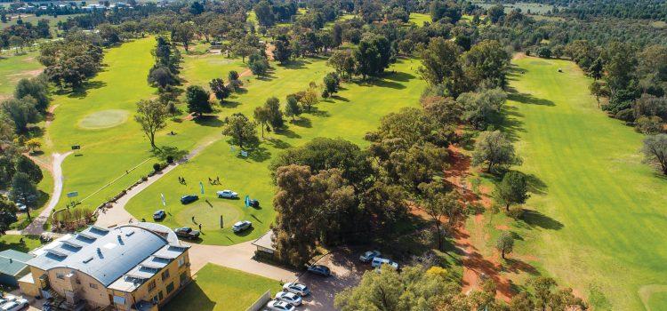 REGIONAL CLUB OF THE MONTH – Griffith Golf Club