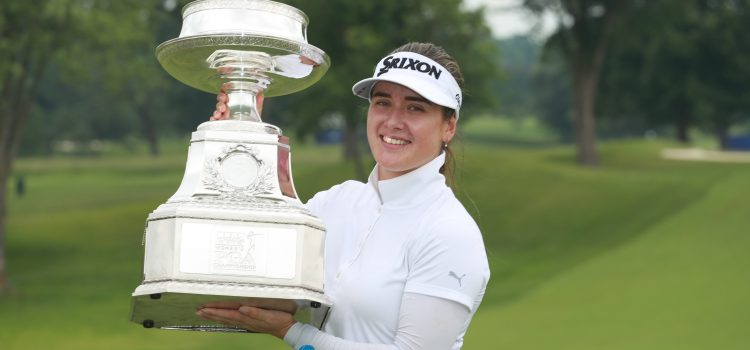 Major Victory: Hannah Green wins KPMG Women's PGA Championship
