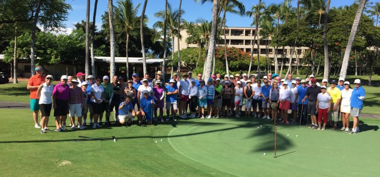 Tee it up for Hawaii International Golf Week