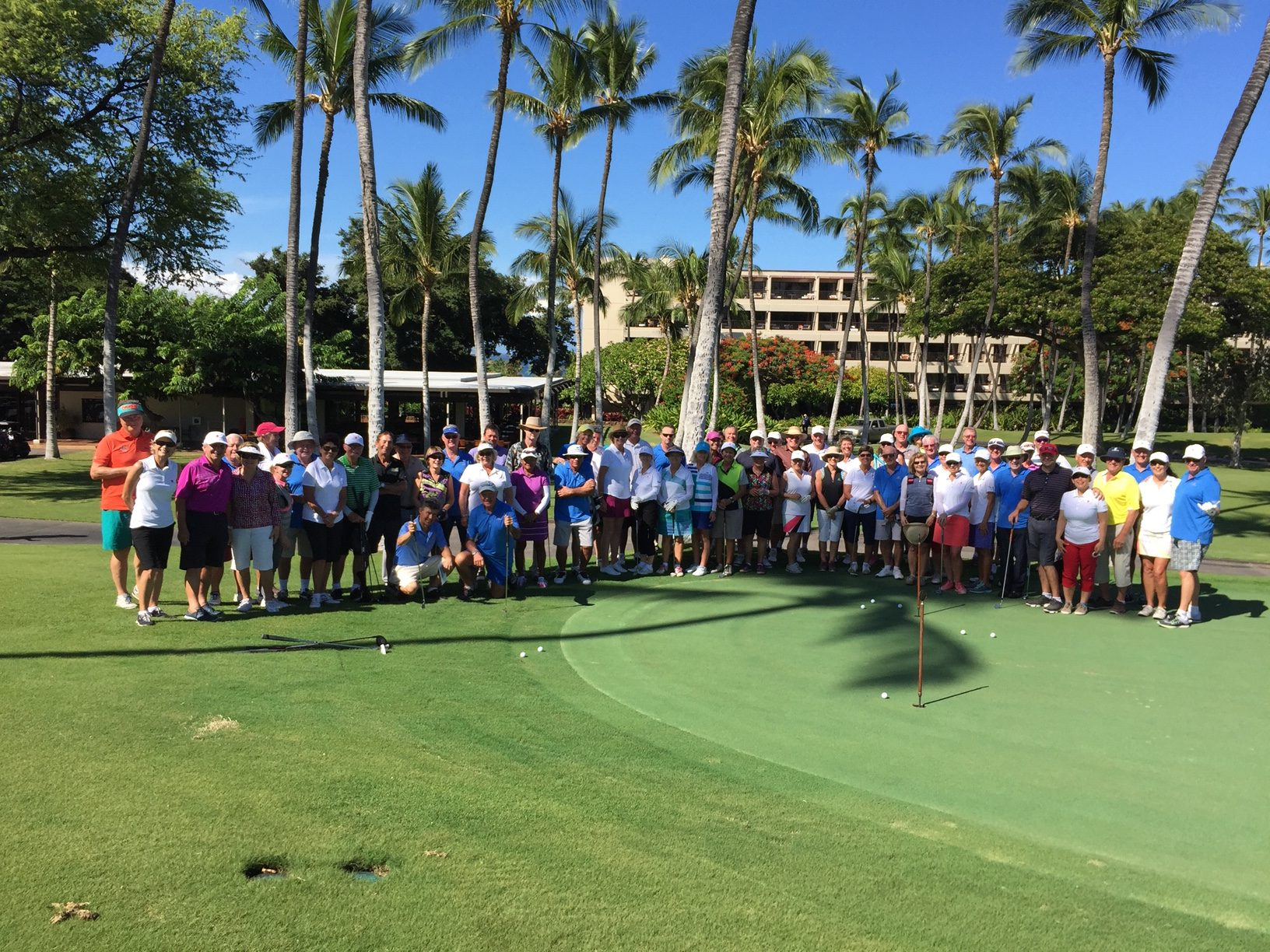 Hawaii International Golf Week Group