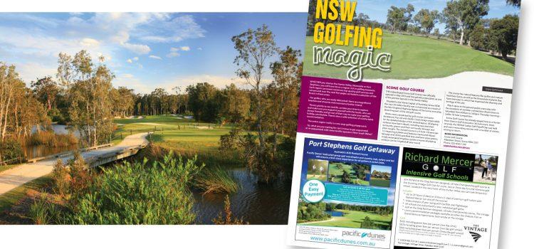 NSW golfing magic