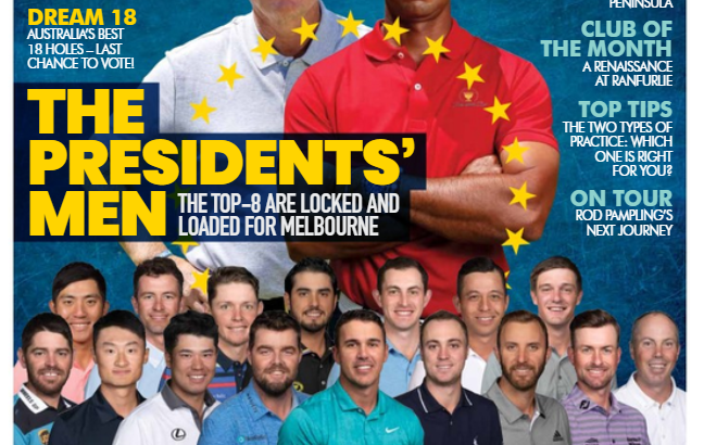 Inside Golf  Australia's Most-Read Golf Magazine as named by