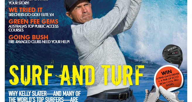 Inside Golf April 2020 Issue