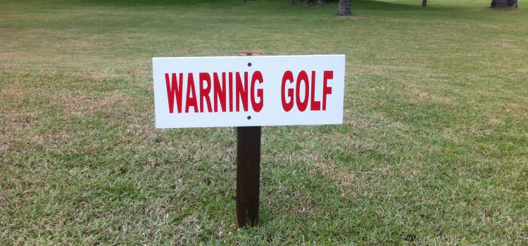 Readers' rumbles about Golf Australia