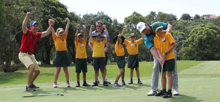 Cammeray Golf Club tees off its Schools Program