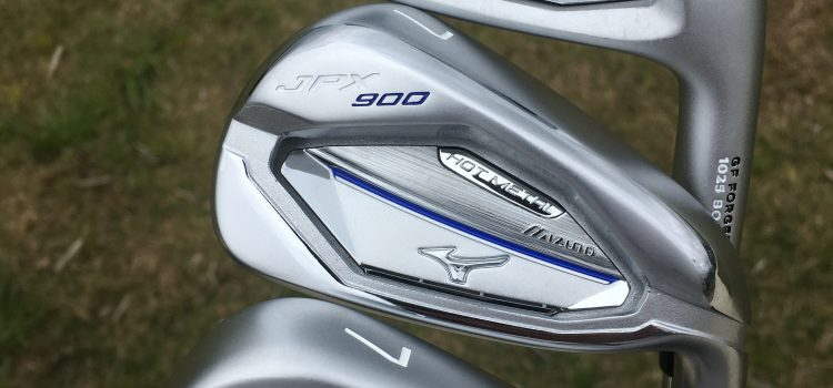 We Tried it: Mizuno JPX900 Iron family