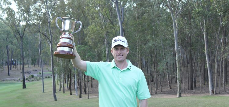 Dodt captures Isuzu Queensland Open
