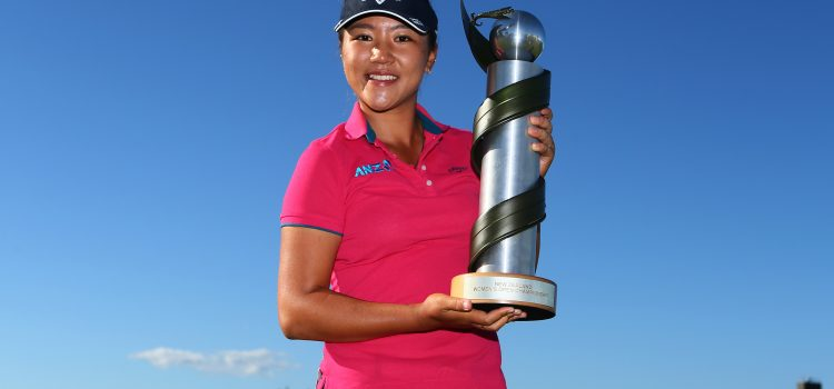 Lydia Ko dominates at New Zealand Women's Open