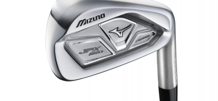 Mizuno JPX850 Forged Iron
