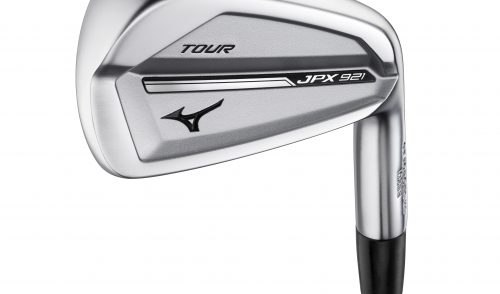 WIN: A fitted set of Mizuno JPX921 Irons