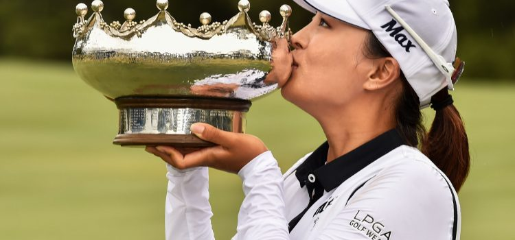 Jin Young Ko captures ISPS Handa Women's Australian Open