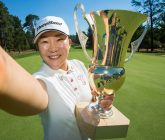 Shin to defend 2019 ActewAGL Canberra Classic