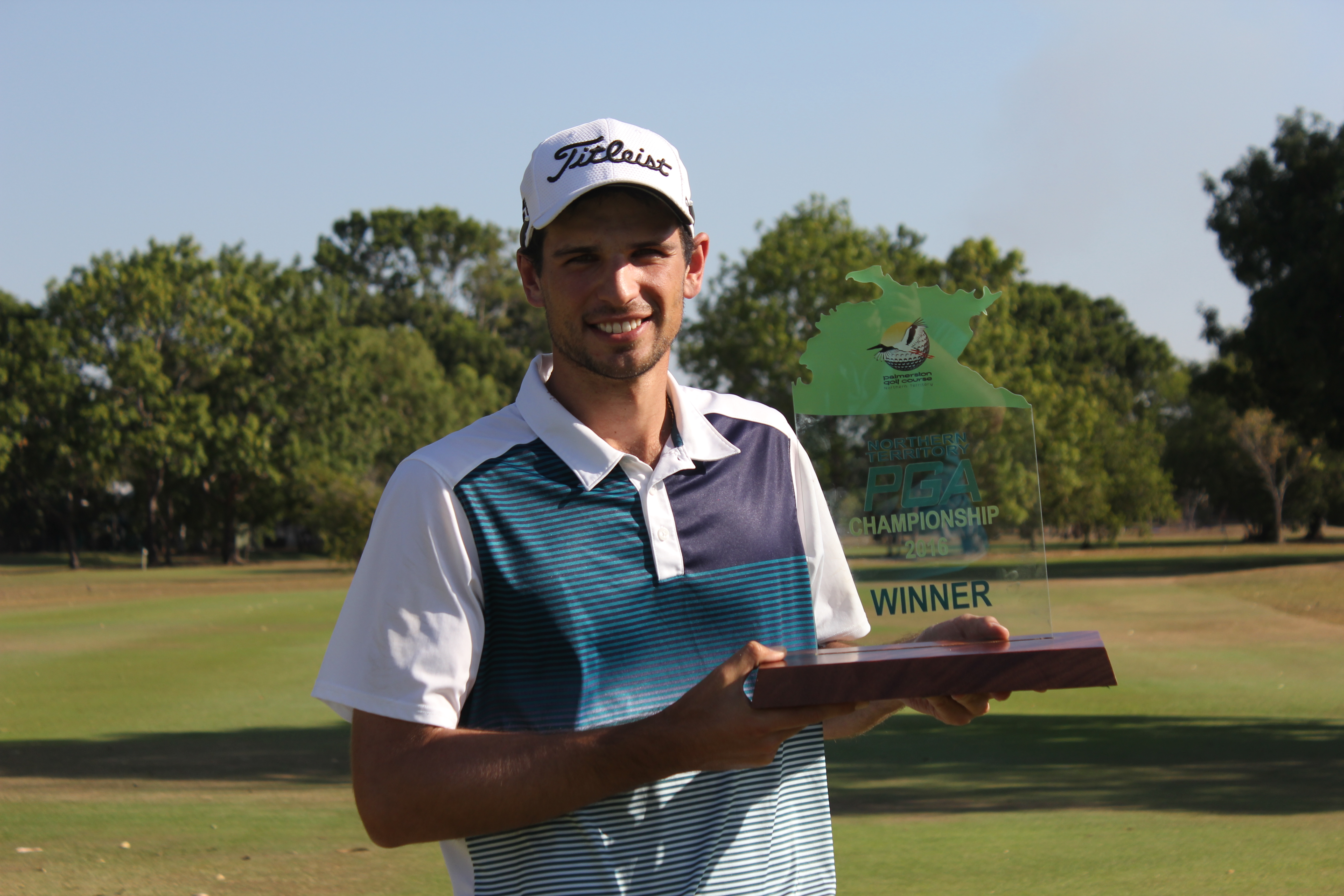 Jordan Zunic – photo credi PGA of Australia