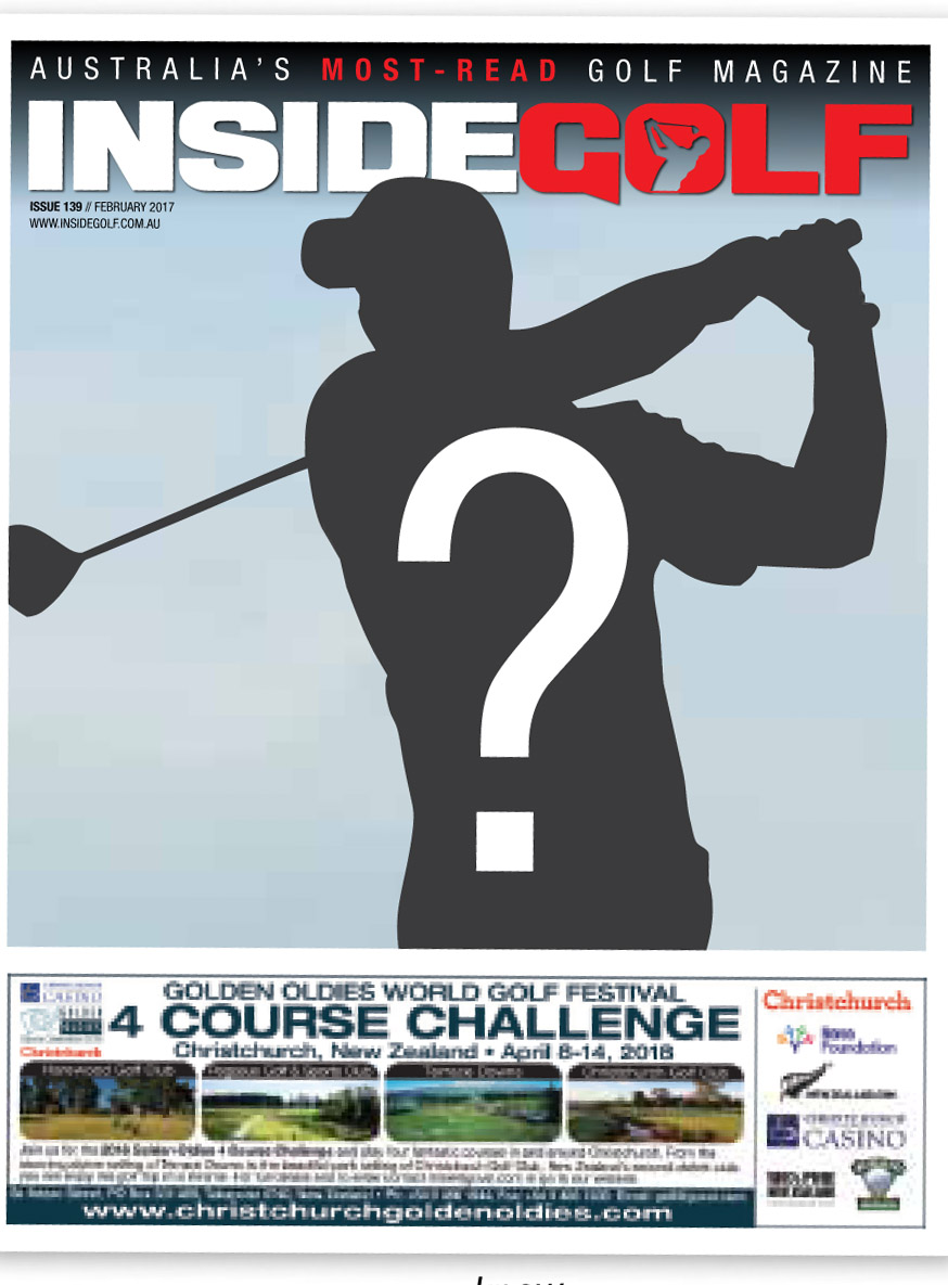 June Inside Golf cover