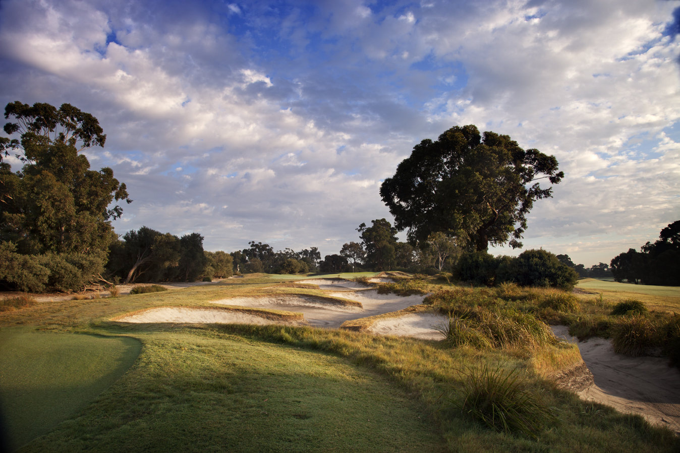 Kingston Heath Hole 15
