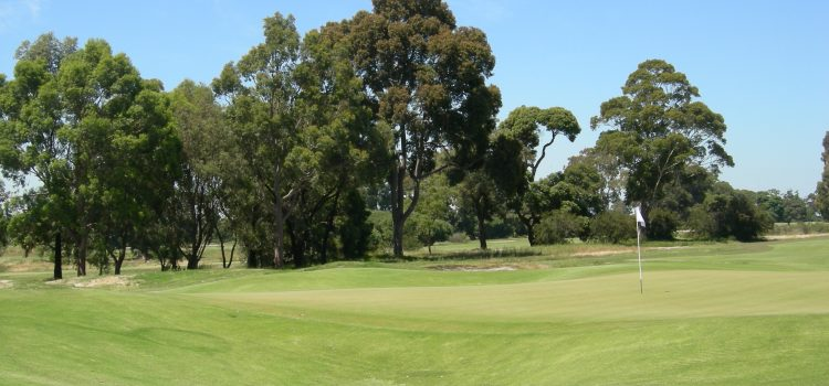 GolfNutters to grab rare chance to play Kingston Heath
