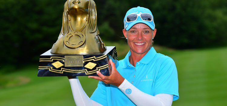 Kirk wins inaugural Thornberry Creek LPGA Classic (Video)