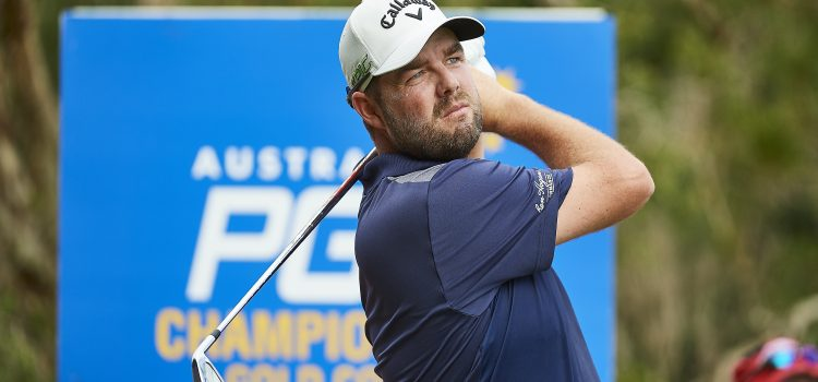 Leishman helps launch 2018 Australian PGA Championship
