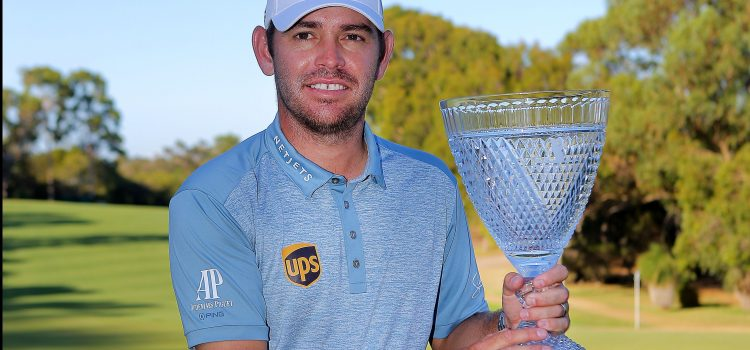 Oosthuizen captures Perth International