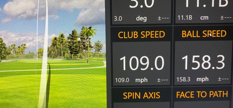 Find your Low Point for longer drives