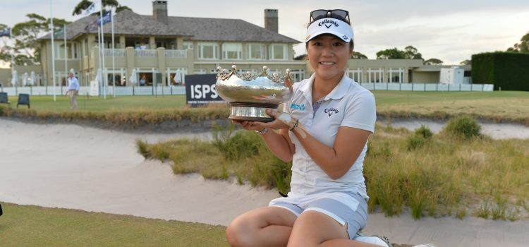 Ko captures Handa Women's Australian Open