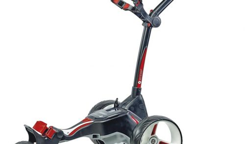 Win a Motocaddy M1 Electric Trolley