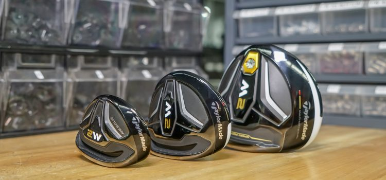 TaylorMade M1, M2 Metalwoods