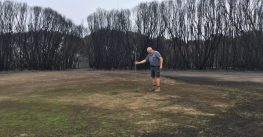 Fire-ravaged clubs and communities need your help