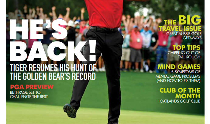 Inside Golf May 2019 Issue: Read Online