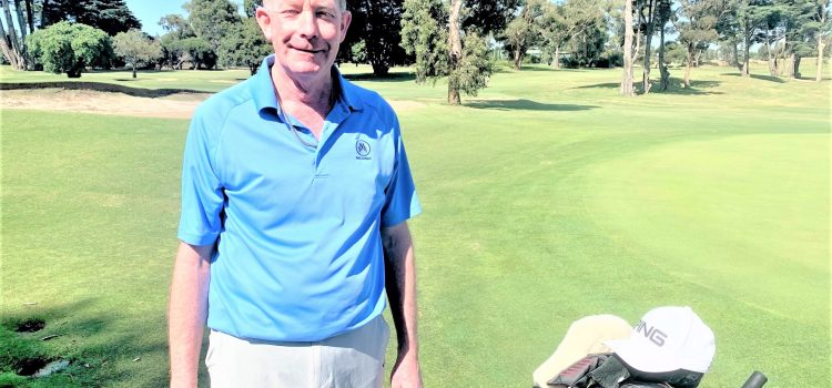 Club pro 'Dicko' the golf industry's gain