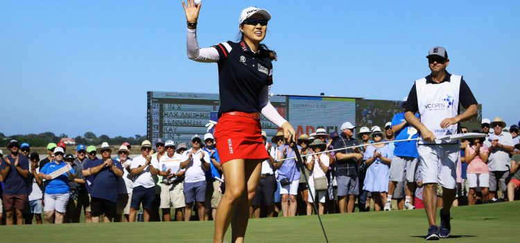 Vic Open joins LPGA Tour