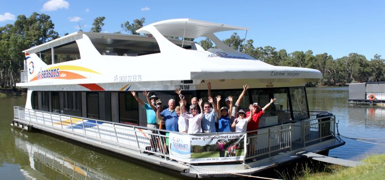 Your Murray River Magic adventure awaits