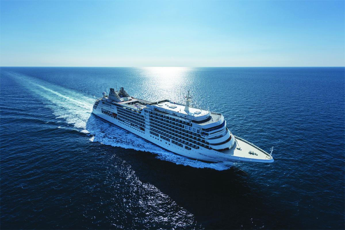 Silver Muse, Sea trials
