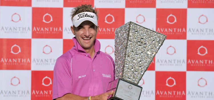 Kruger victorious at Avantha Masters, Fraser top Aussie