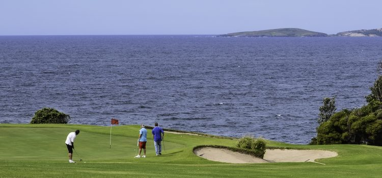 Golf on the NSW South Coast