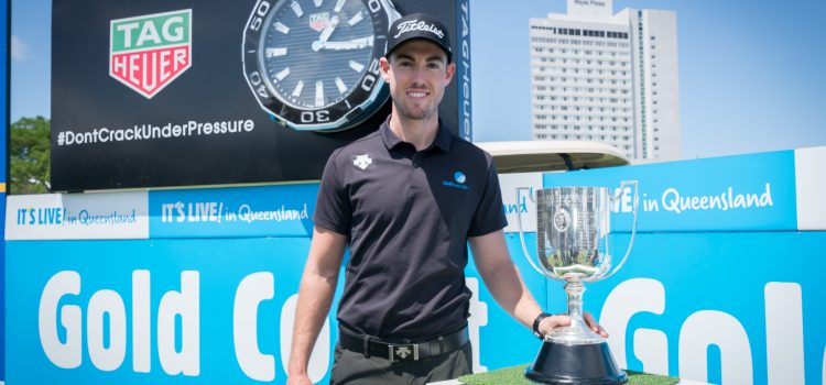 Holman set to defend Australian PGA Championship