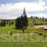 The 5th Tee at Norfolk Island Golf Club
