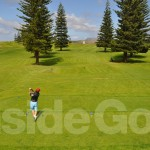 The 7th Tee at Norfolk Island Golf Club
