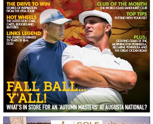 Inside Golf November 2020 – Read Online