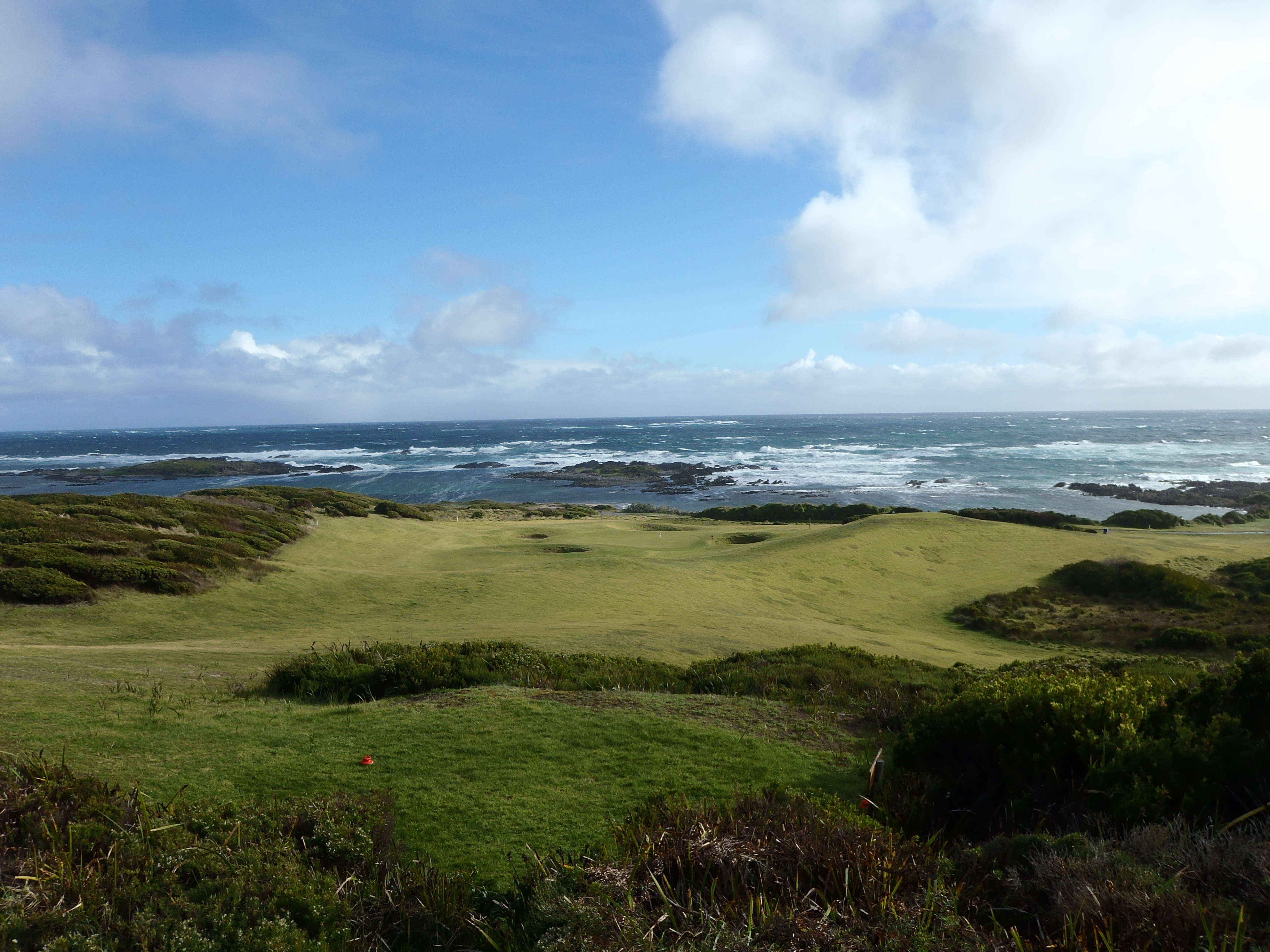 King Island Golf Course 3rd Hole