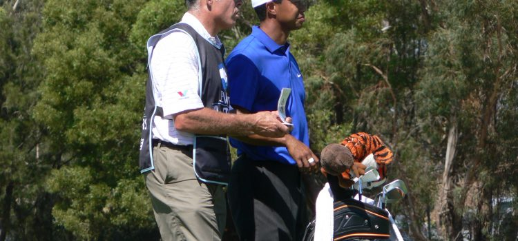 Tiger Woods splits with Steve Williams
