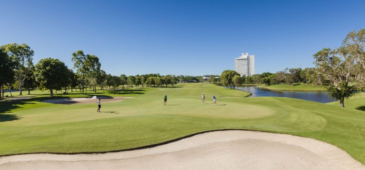 Golf along the glittering Gold Coast